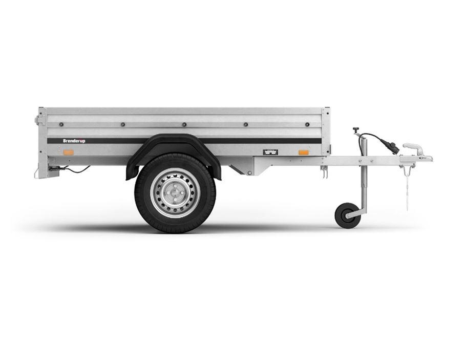 Brenderup 1205 SUB Tilt 750 kg