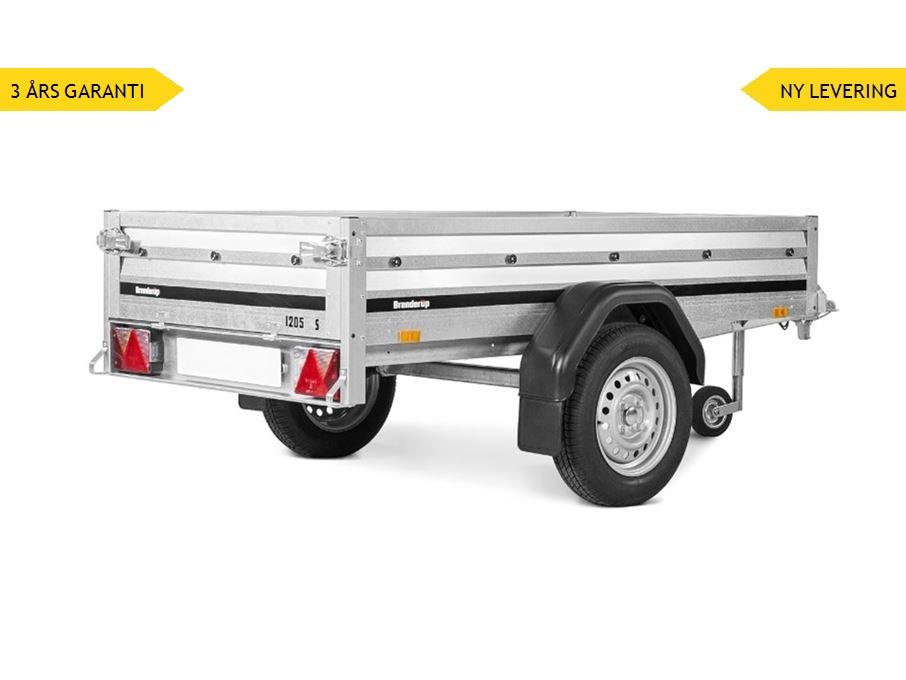 Brenderup 1205 SUB - 500 kg