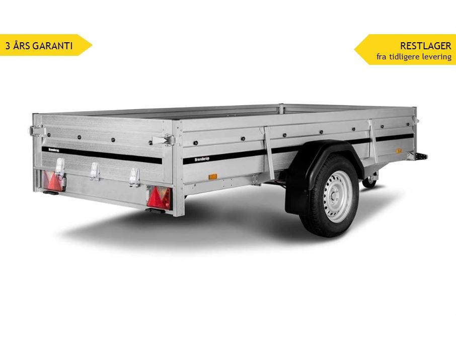 Brenderup 2260 WSB med TIP - 1.000 kg