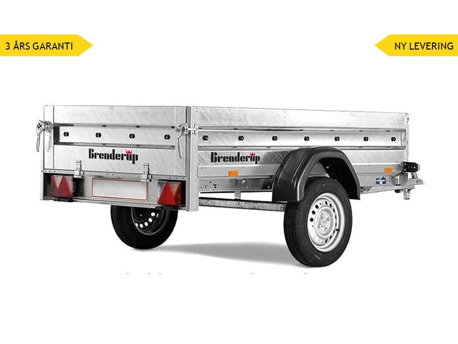 Brenderup 2205 WESUB  - 500 kg
