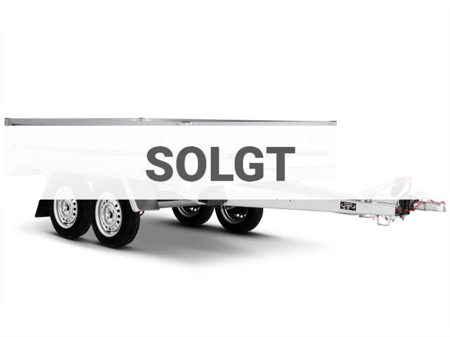 Brenderup 3251 STB - 1.300 kg - Nedvejes: 1000/1200 kg