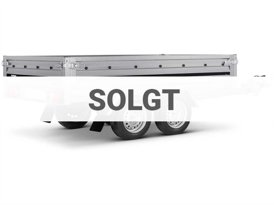 Brenderup 3251 STB - 1.300 kg - UDSOLGT t/uge 43