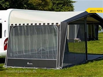 Isabella netgavl til 250 telte