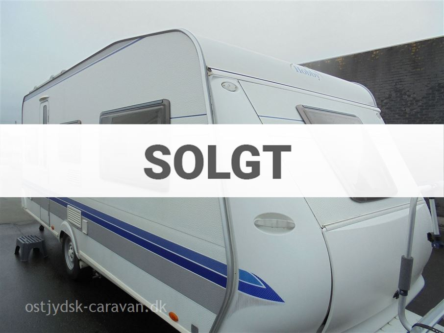Hobby Excellent 540 UK