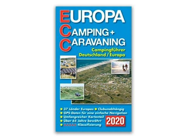 ECC Europa Camping Caravaning 2020