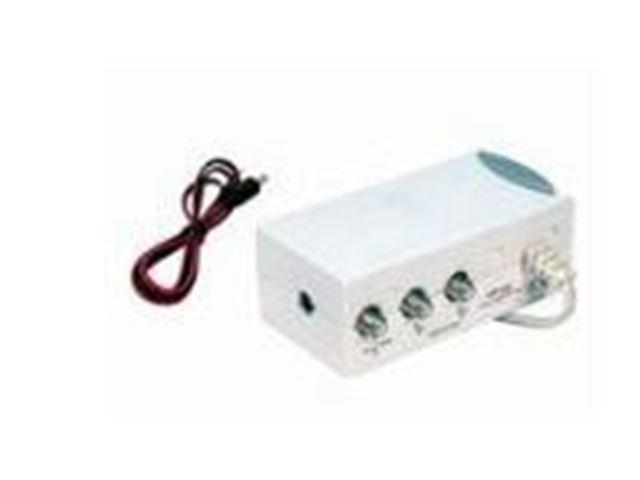 Forstærker med fordeler 12 volt