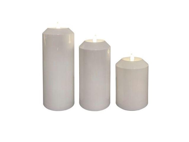 Deluxe Homeart Hvid Udendørs lys