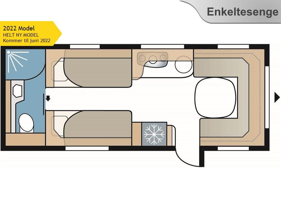 Kabe Estate 600 TDL KS