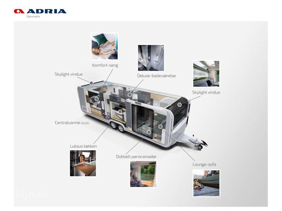 Adria Astella 904 HP