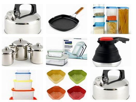 Gas og køkken udstyr Mv.