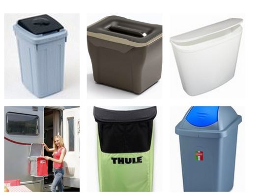 Affalds stativer Mv.