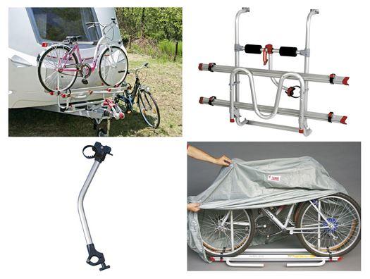 Cykelholder og dele Mv.