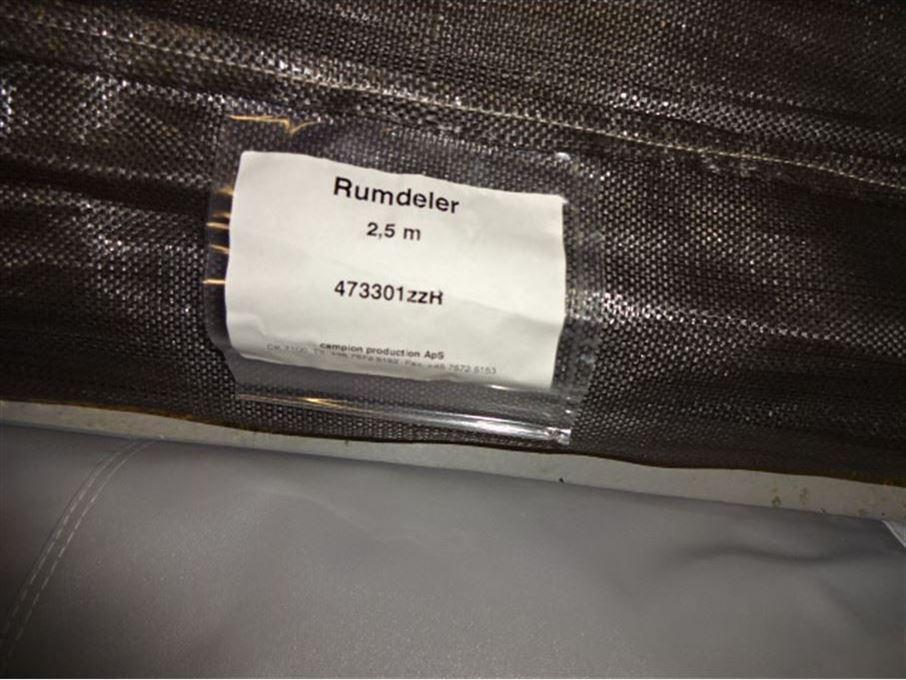 Rumdeler 2,5M
