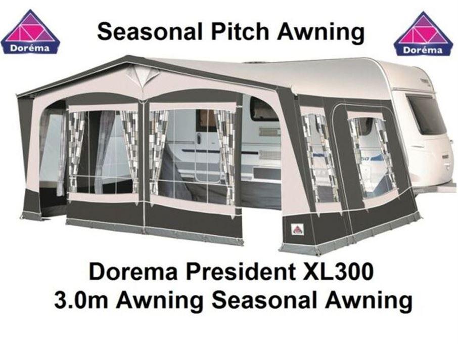 President XL 300 875-900