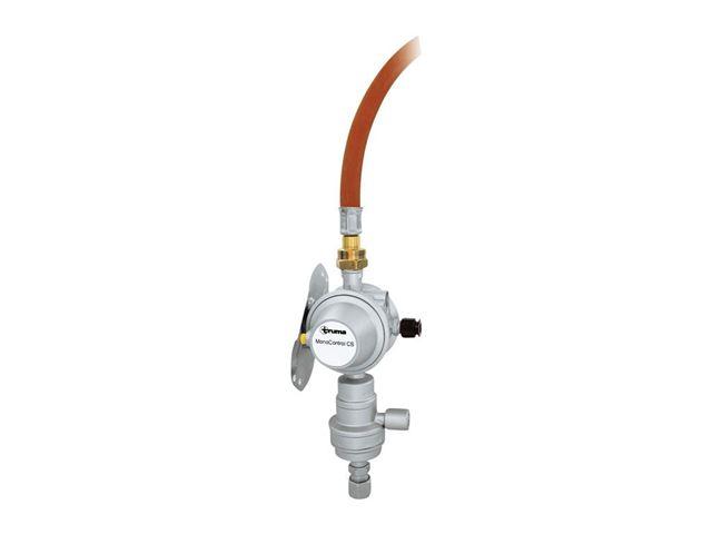 Truma MonoControl CS gasregulator inkl. montering