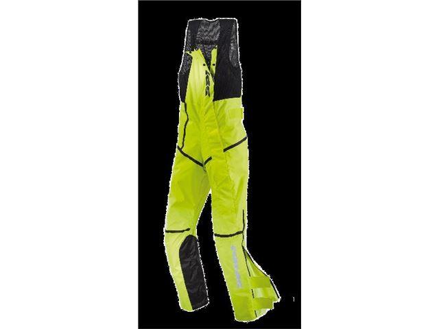 Rain salopette Fluorescent Yellow