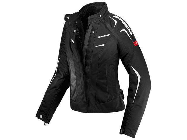 Spidi sport lady h2out black/white - XL