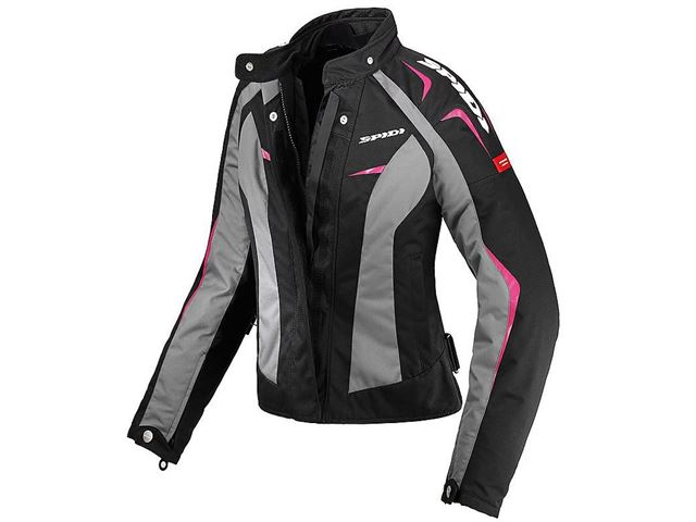 Spidi sport lady h2out black/fucsia