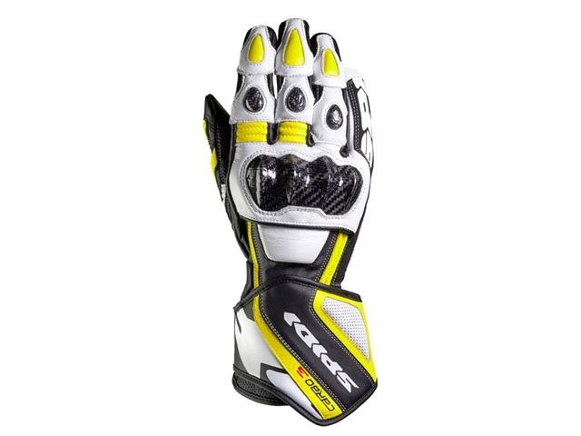 CARBO 3 fluo yellow/black