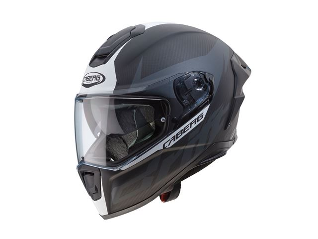 Caberg Drift EVO Carbon matt anthracite/white size 63