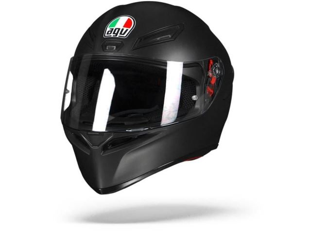 AGV K1 Matt Black S