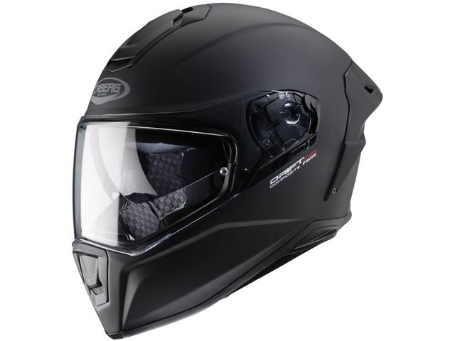 Caberg DRIFT EVO matt black XS