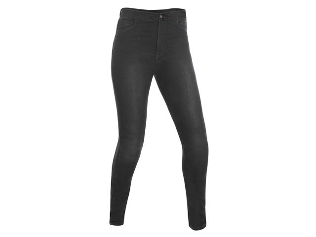 Oxford Super Jeggins Black 14