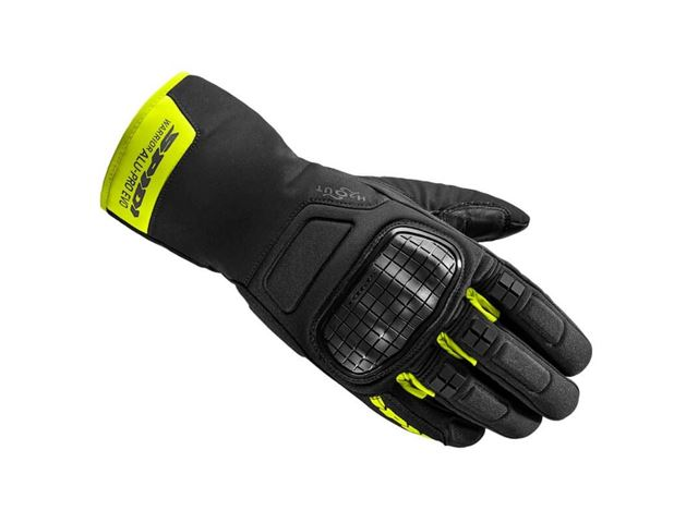 SPIDI Alu Pro Black/Yellow H2Out