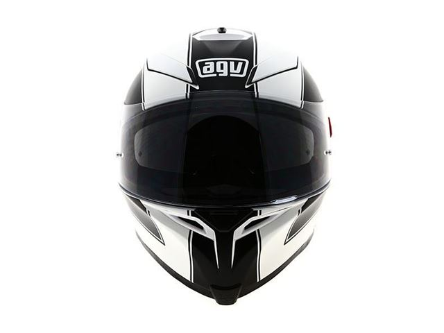 AGV K-5 Enlace White/Matte Black