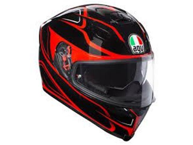Agv Helmet K-5 S Multi Plk Magnitude Blk-Red
