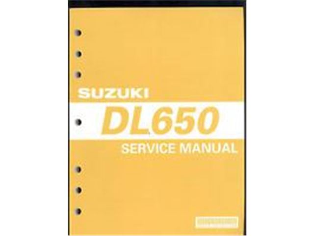 DL650A Service Manual