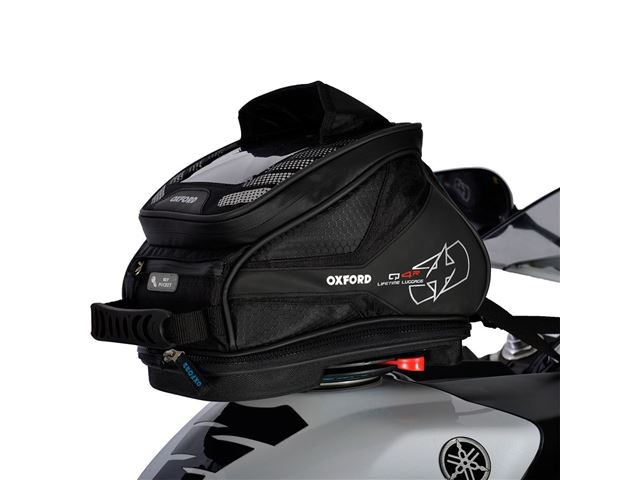 Q4R TANK BAG - BLACK