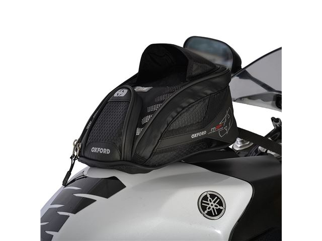 M2R MINI TANK BAG -  BLACK