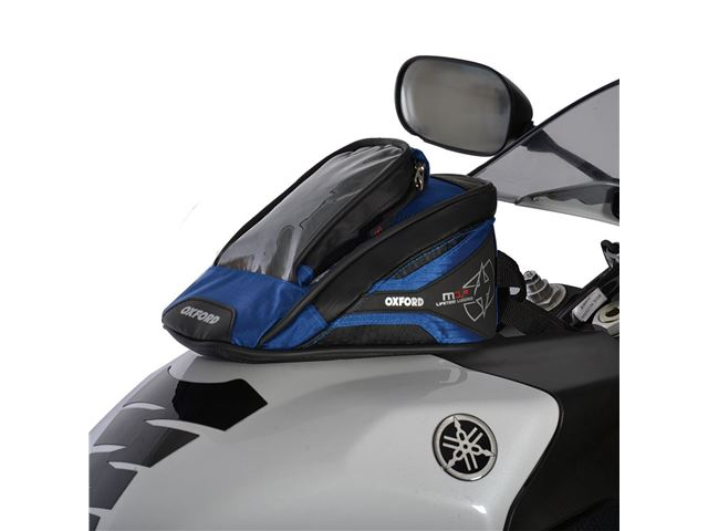 M1R MICRO TANK BAG - BLUE