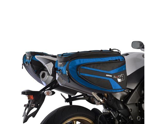 P50R PANNIERS - BLUE