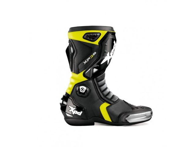 SPIDI XP3-S black/yellow 38