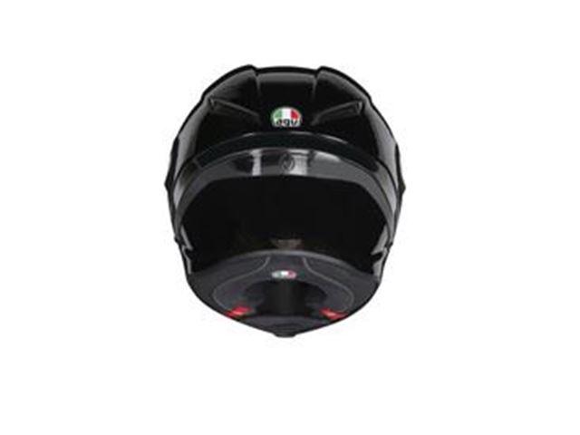 AGV Corsa R Black MS