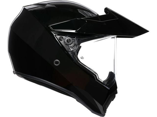 AGV AX9 Black XXS