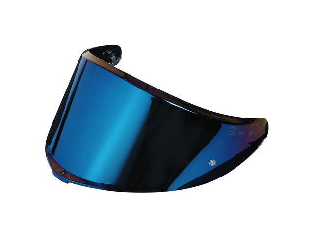 AGV K6 Iridium Blue Visor