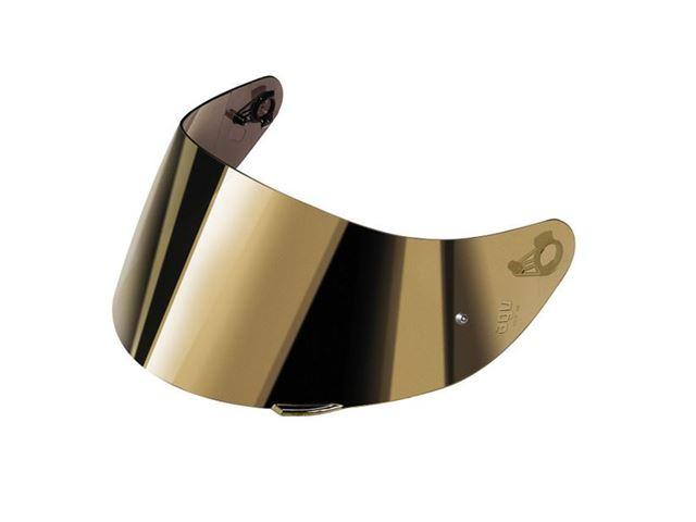 AGV K6 Iridium Gold Visor