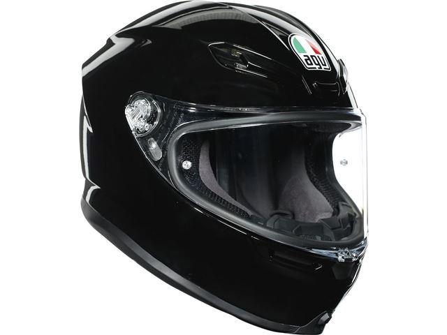 AGV K6 Black XS