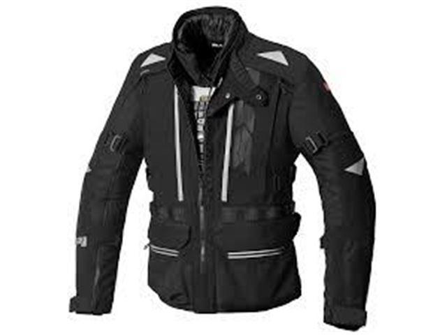 SPIDI Allroad Jacket black XXL