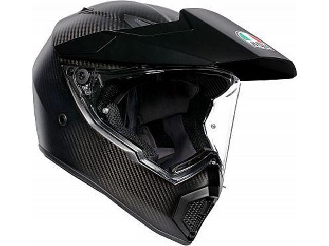 AGV ECE SOLID MPLK MATT BLACK XL