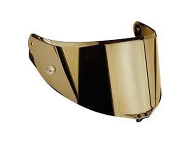 AGV VISOR PISTA GP RR IRIDIUM GOLD