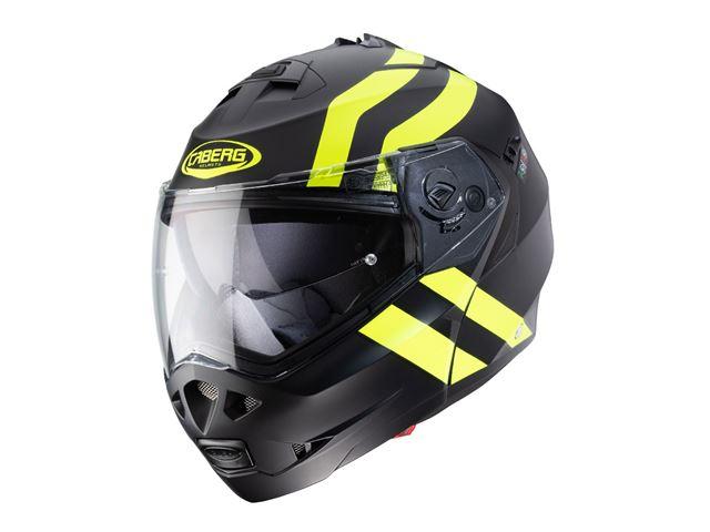 Caberg DUKE II SUPERLEGEND matt black/yellow Size 54