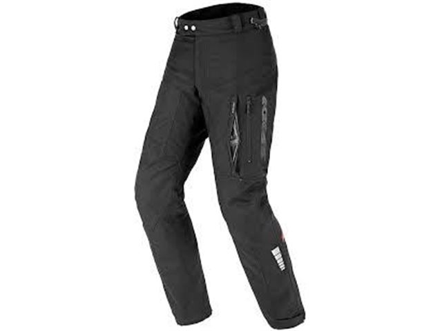 SPIDI Outlander  PANTS black SIZE M