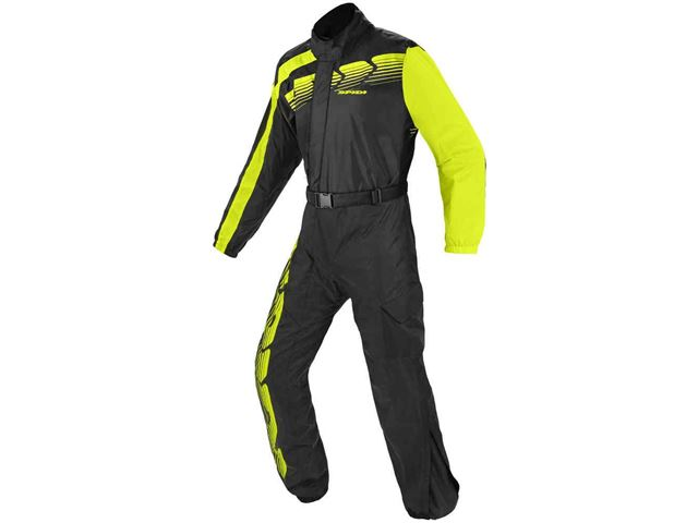 SPIDI TOURING RAIN SUIT yellow SIZE L