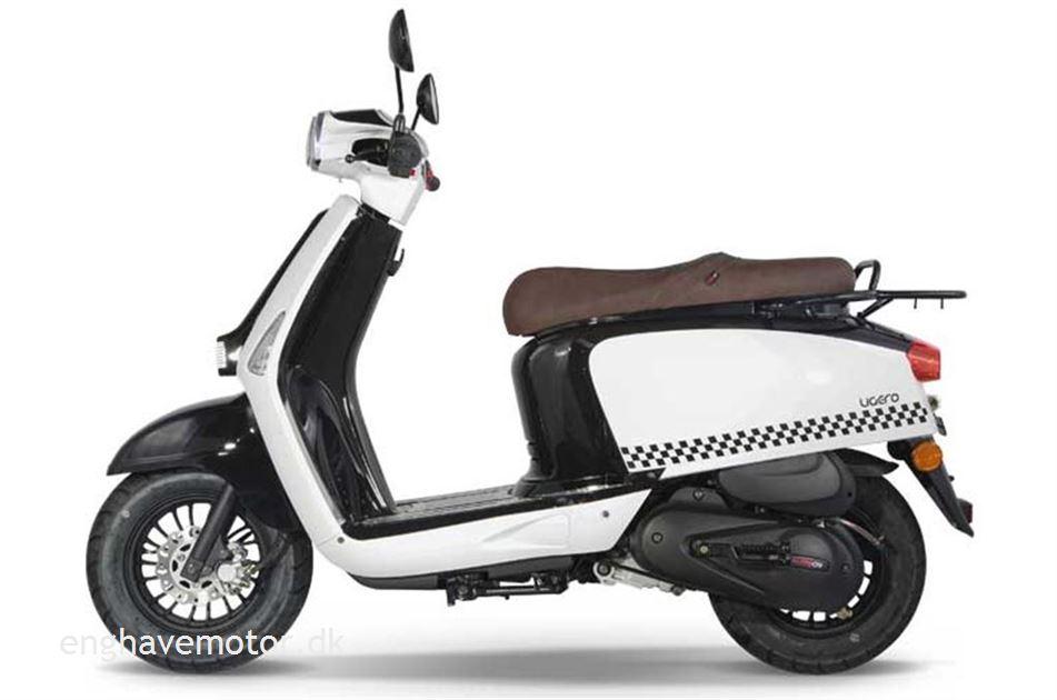 Moto CR Ligero