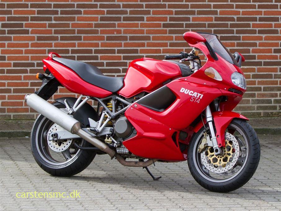 Ducati ST4