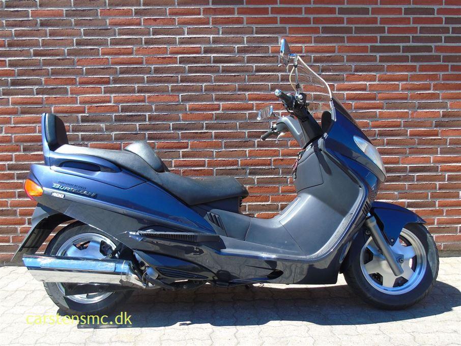 Suzuki AN 400 Burgman